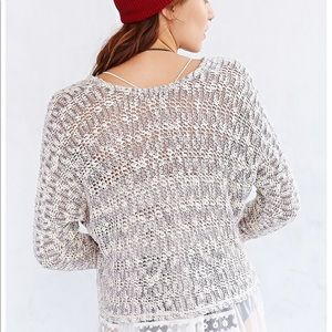 Ecote Sweaters - Urban Outfitters Ecote Virtual Reality cropped
